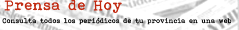 Prensa de hoy España. Todos los periodicos de Cantabria